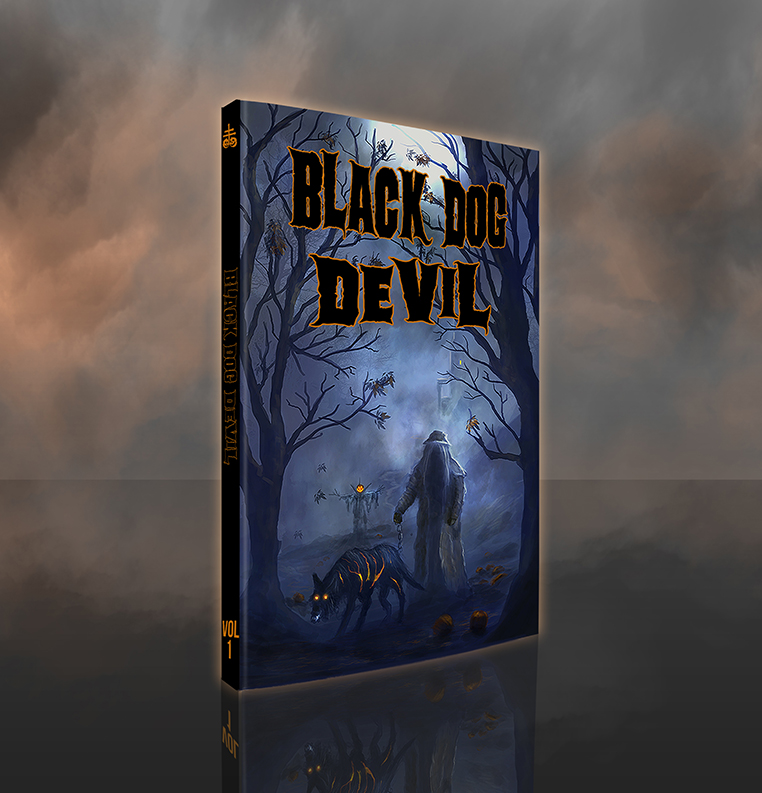 Bdd Book Mock Up by dustycrosley