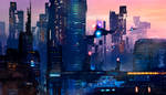 Cyber Punk 2100 by dustycrosley