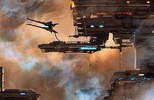 Jovian Mining Guild by dustycrosley