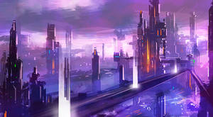 Cyber City 2171