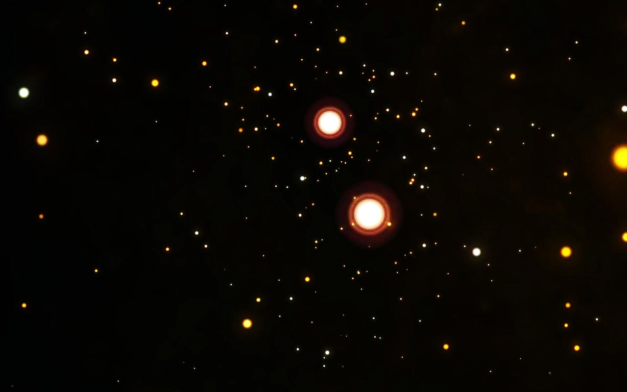 Golden Stars by serenitypill19