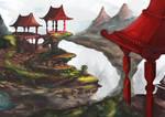 Shrine Landscape