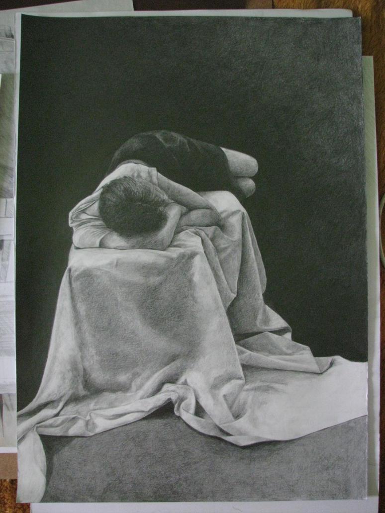 Sleeping by EleonoraOpos