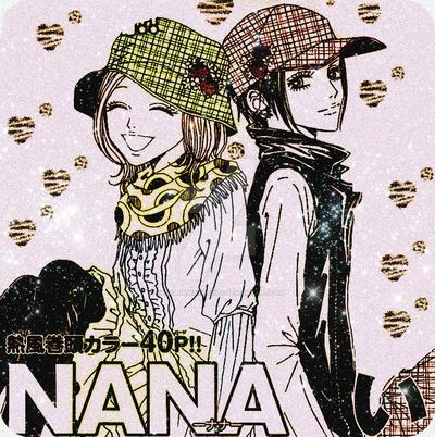 Nana e Hachi by ShirubiaWaterLily on DeviantArt