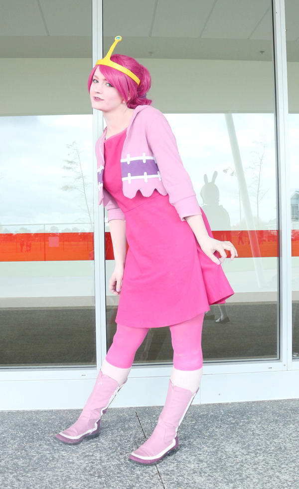 Princess bubblegum what was missing cosplay