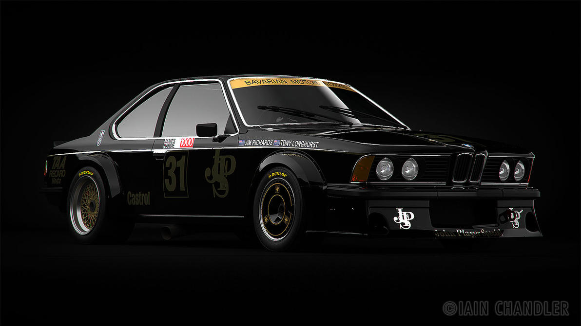 Bmw 635csi Grpc Wip4 By The Ic On Deviantart