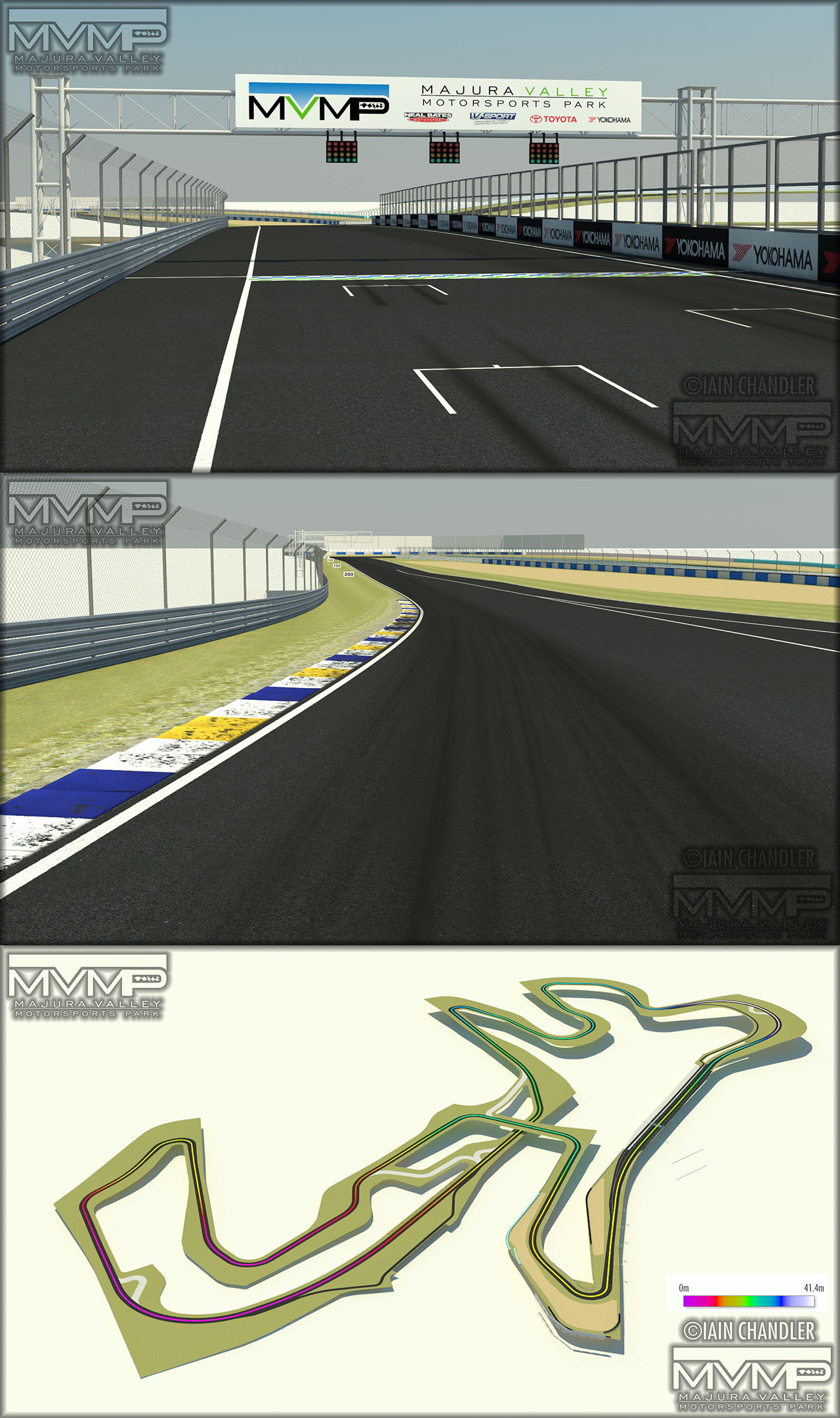 Majura Valley Motorsports Park WIP2 by The-IC
