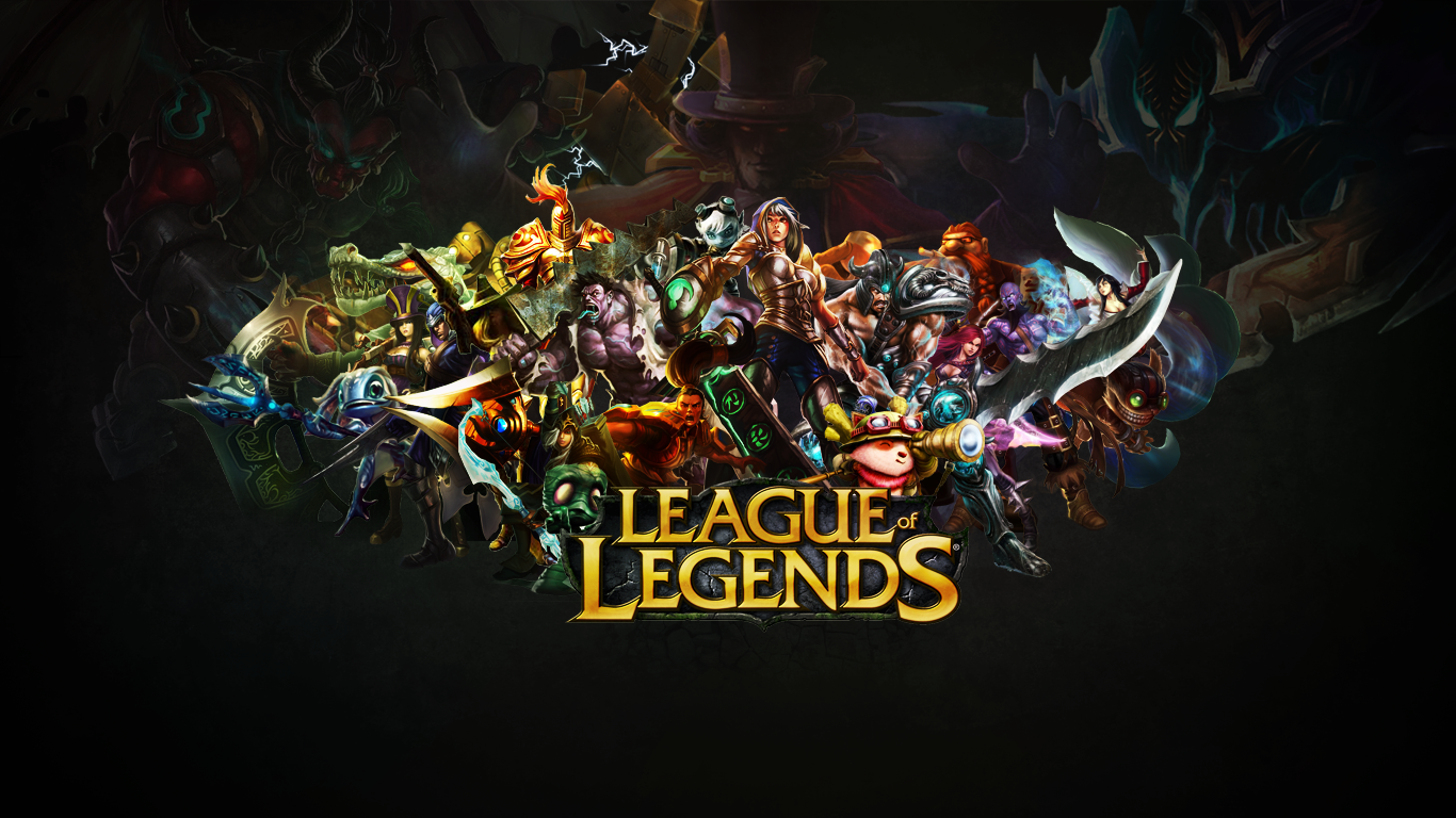 League of legends desktop hd wallpaper mega wallpapers - League desktop backgrounds ...