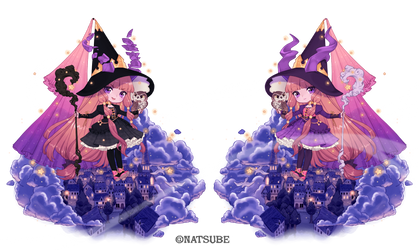 {Arcanum Gate} Witch Princess (Dropoff)