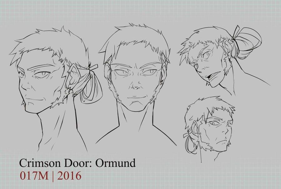 Crimson Door: Ormund by 017m ...