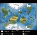 Terravita World Map