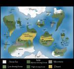 Terravita Land Map