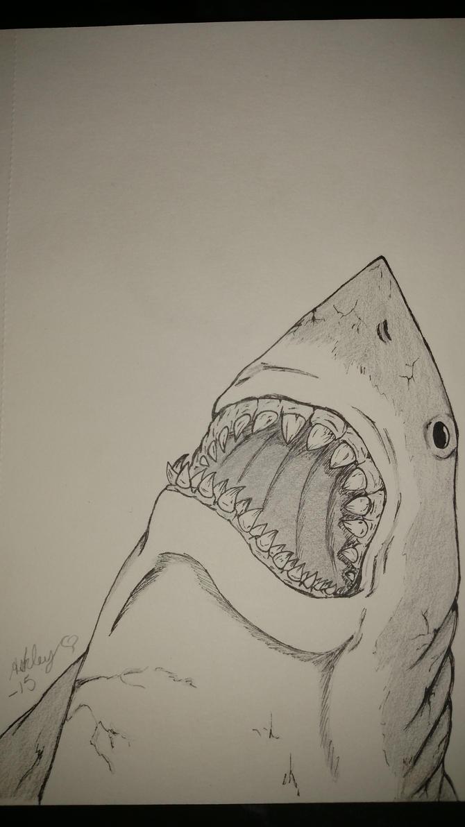 Jaws :D by TwilightFoxx