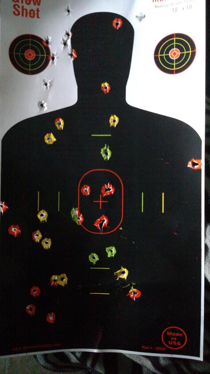 target practice by TwilightFoxx