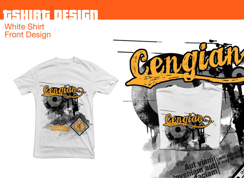 Electrical Engineering Tee Design 2013 2104 By BlueStormx