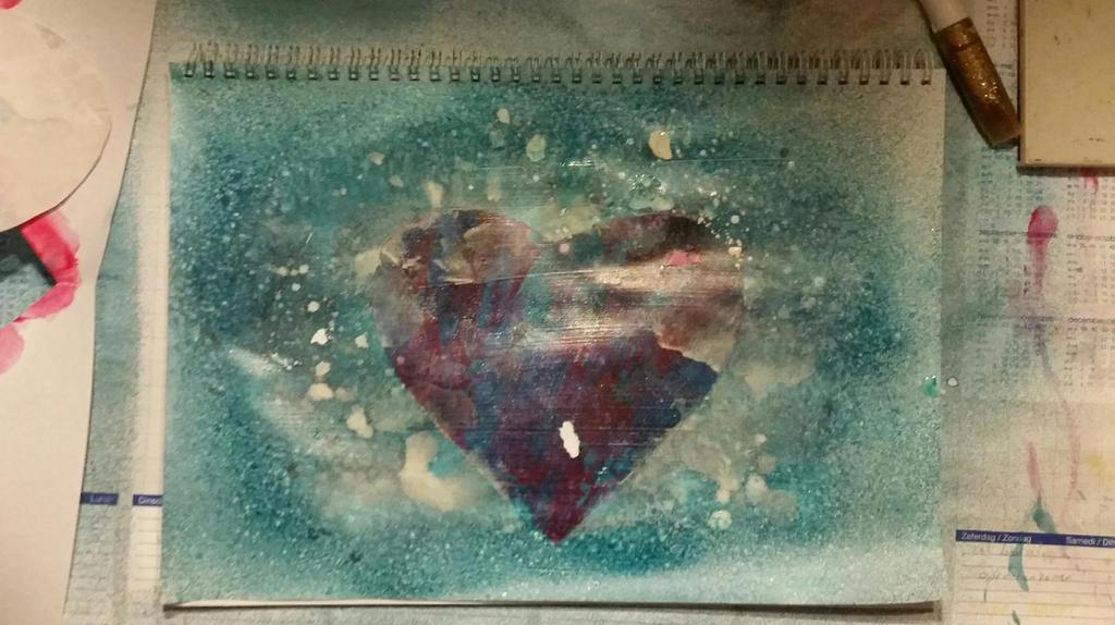 mij first artjournal page by StarGateFanFre
