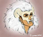 Vargo (with mask) by pizza-tron-2010