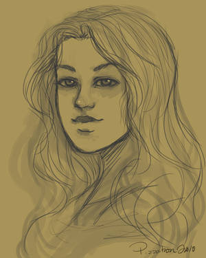Marigold -- Commission for Lady-Abbington by pizza-tron-2010
