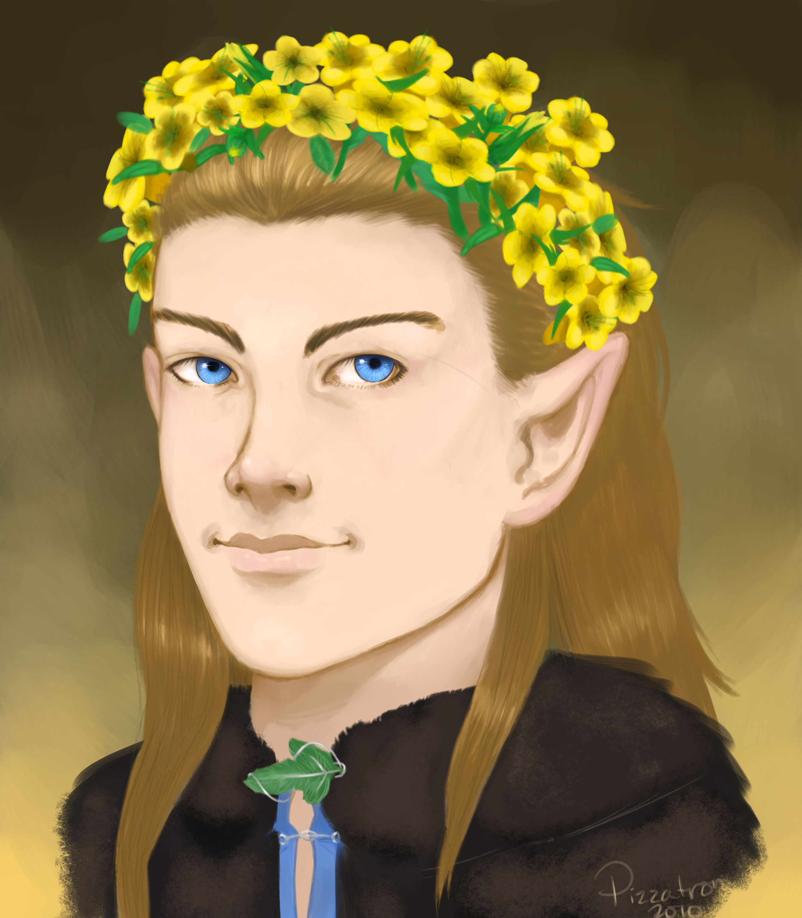 Legolas Commission for Random-Hylian