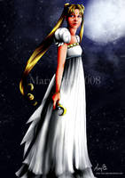 Princess Serenity by mary-dab