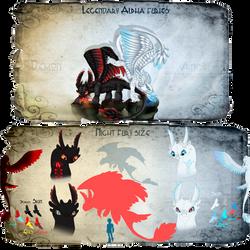 ~Legendary furies~