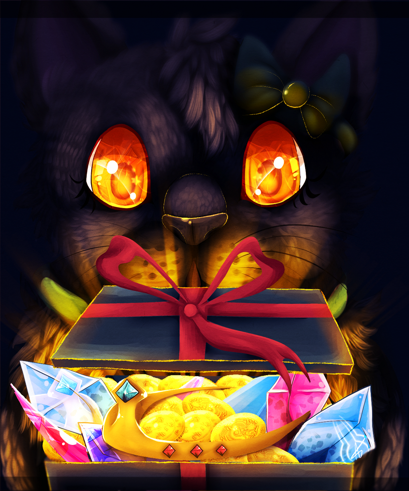 .:Gift:. by xXLegendary-FuryXx