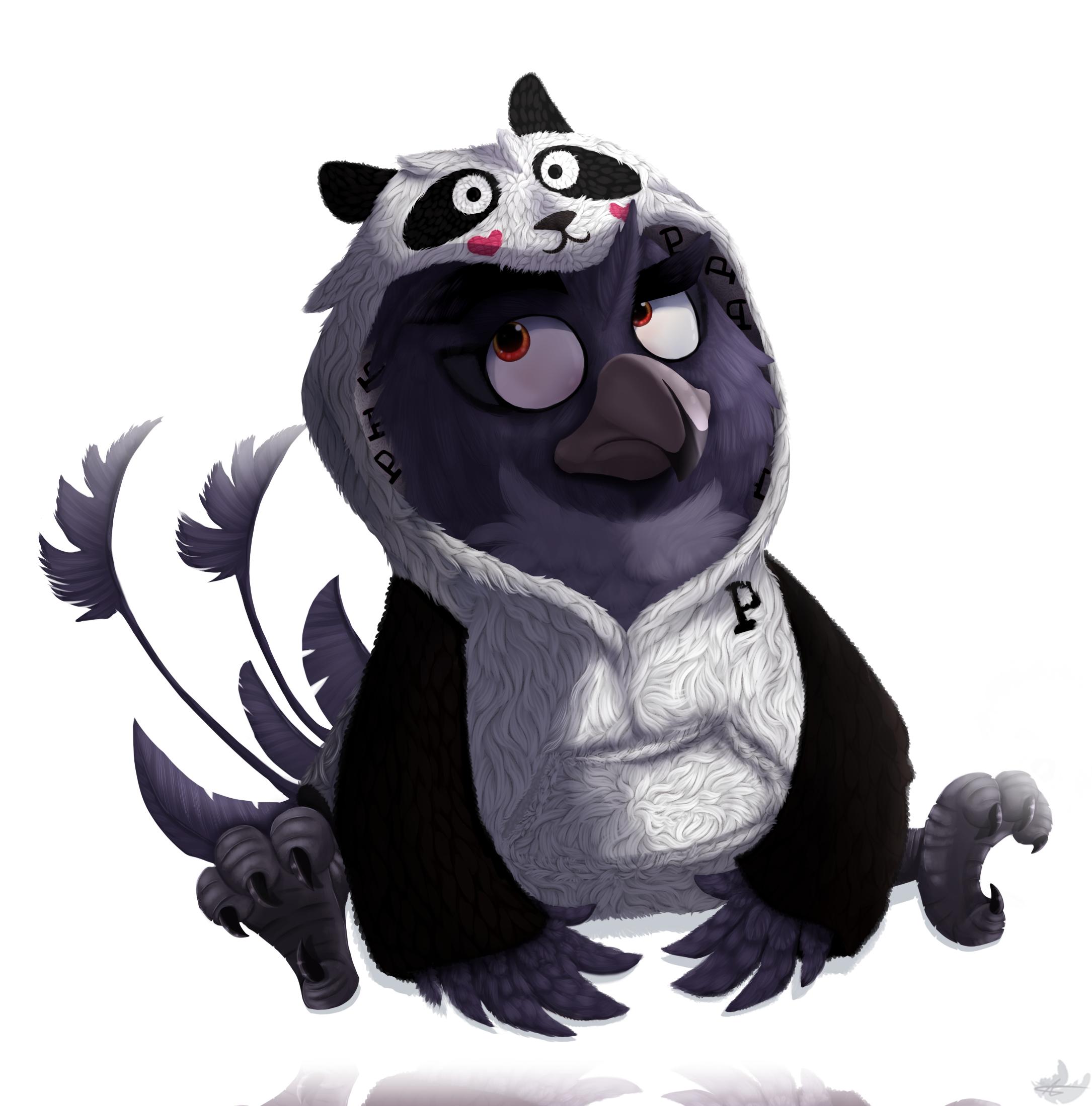 .:Sweet Panda:. by xXLegendary-FuryXx