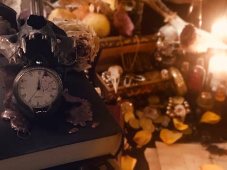 .:Time Ticking..........