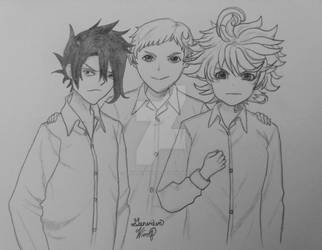 The Promised Neverland - 100th deviation
