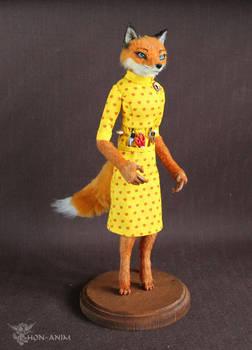 Mrs. Fox