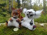 Two Fantasy Animals