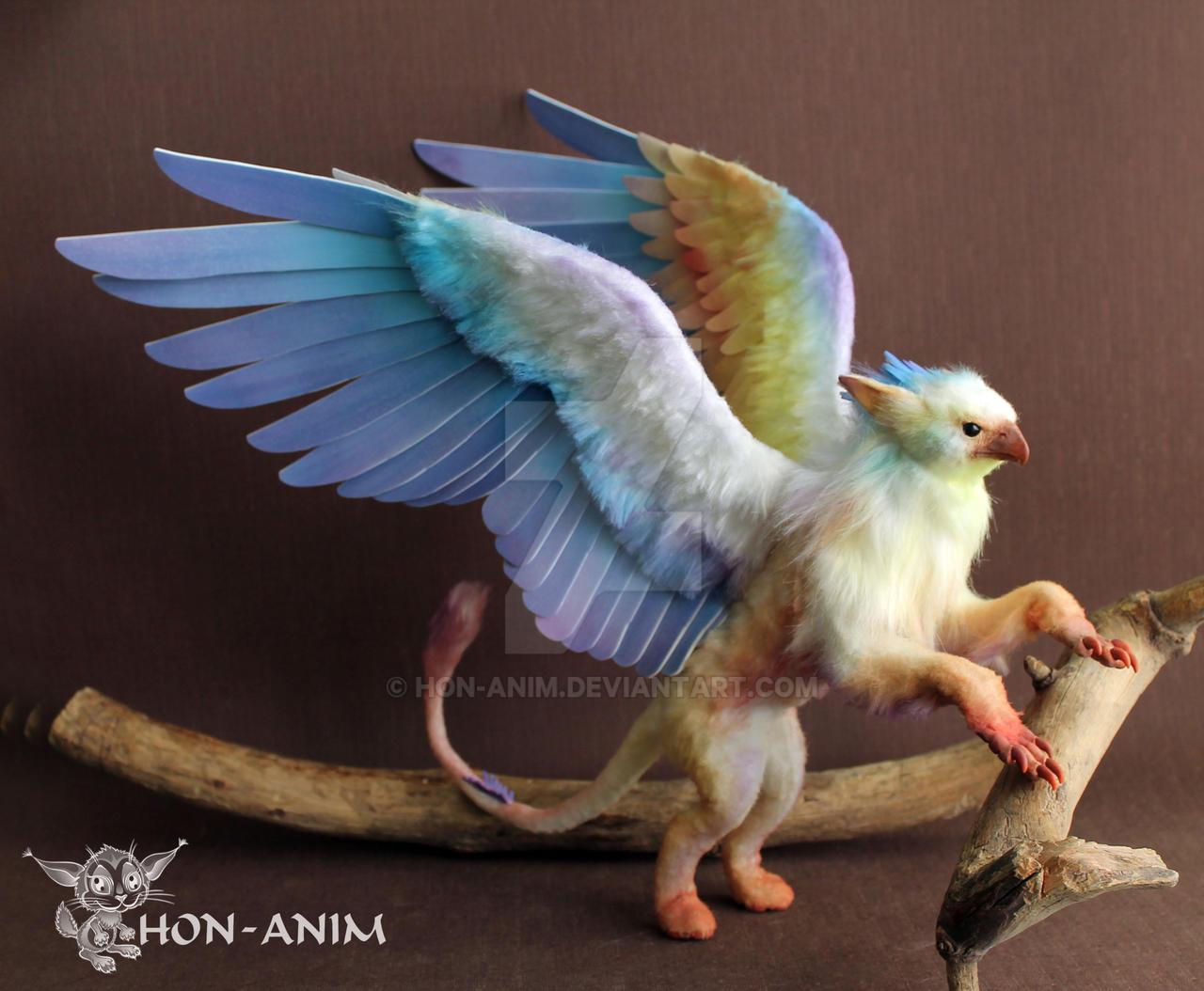 Rainbow Griffin