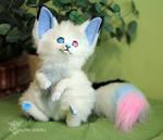 Fantasy White Fox