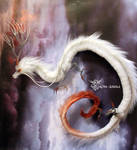 Blooded Snow Dragon