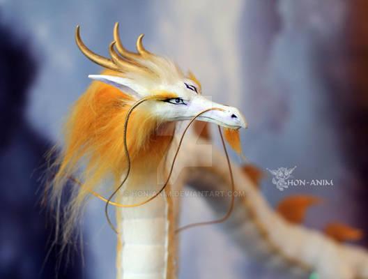 Golden Horn Dragon