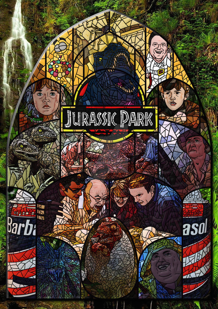 Jurassic park film final by CharlotteFranks