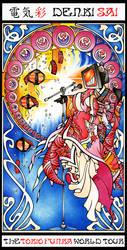 The TOKIO FUNKA World Tour by AsymptoticWay