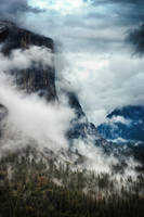 El Capitan in the Storm 3 by JForbes1701