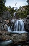 Cascade Falls Panorama