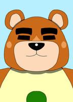 Animal Crossing - Teddy by FantasyBoyce2021