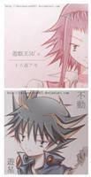 YGO 5D's _ Yusei n Aki