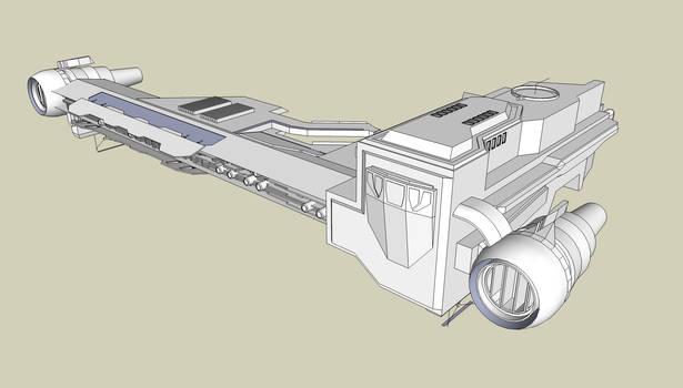 HA-6 Medium Transport WIP