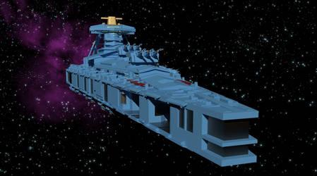 Star Battleship BB56 95168-4