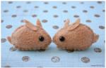 Little Brown Bunnies