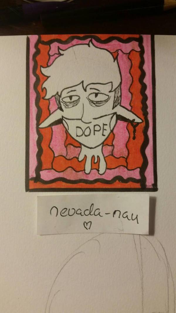 Doped Up - Trippy by nevada-nau