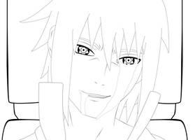 Naruto manga 465 Line by SLIPKNOT31666