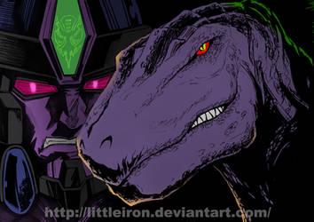 BW Megatron -- revised