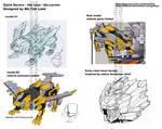 Giant Saver Concept - BoomLion by littleiron