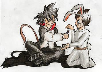 Halloween Negotiations by ShiningMoon