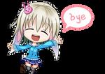 Bunnygirl Bye